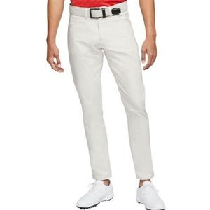 NIKE Men's Flex 6 Pct Chambray Slim Fit Golf pant